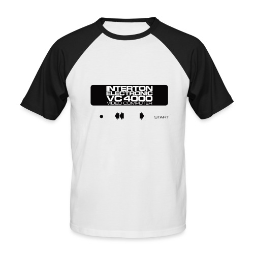 VC4000 - Männer Baseball-T-Shirt
