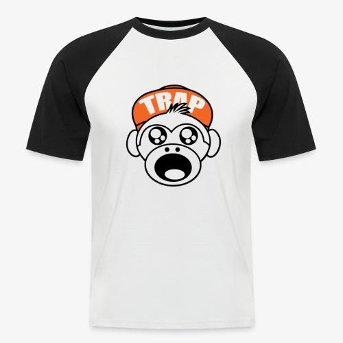Trap - T-shirt baseball manches courtes Homme