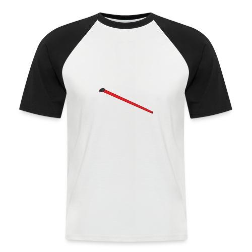 Turbo Tacho Extrem Tuning - Männer Baseball-T-Shirt