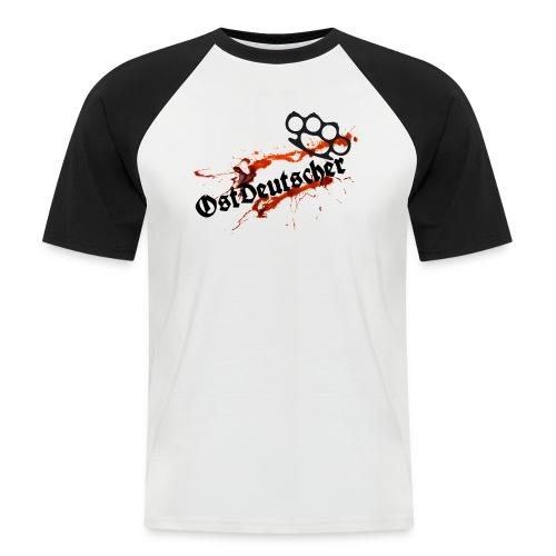 OstDeutscher - Männer Baseball-T-Shirt