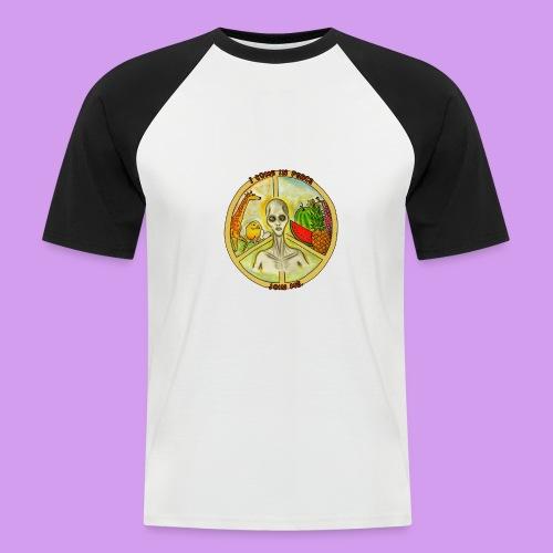 Katt Willow - Men's Baseball T-Shirt