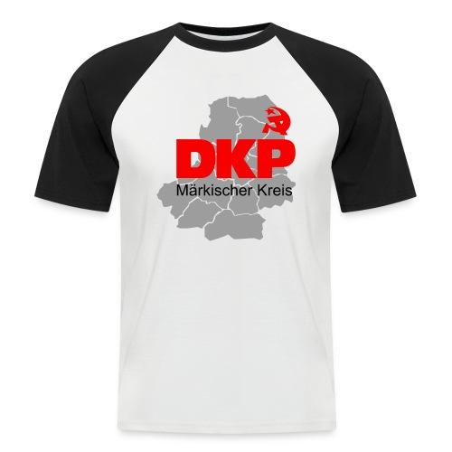 DKP MK Logo hochauflösend png - Männer Baseball-T-Shirt
