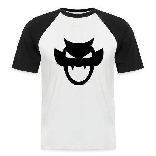Demonio Videl Dragonball - Camiseta béisbol manga corta hombre