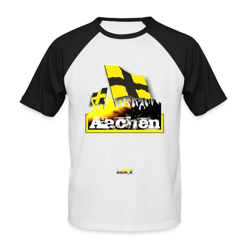 aachen all4one - Männer Baseball-T-Shirt