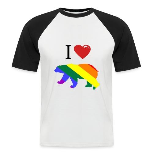 rainbowbear400 - Men's Baseball T-Shirt
