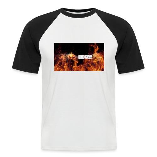 Barbeque Chef Merchandise - Men's Baseball T-Shirt