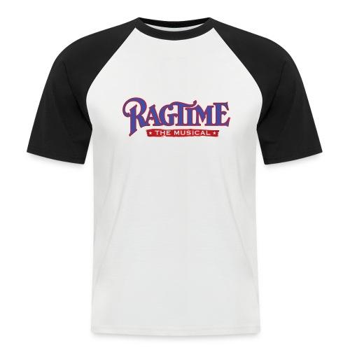 Brand Ragtime 01 png - Männer Baseball-T-Shirt