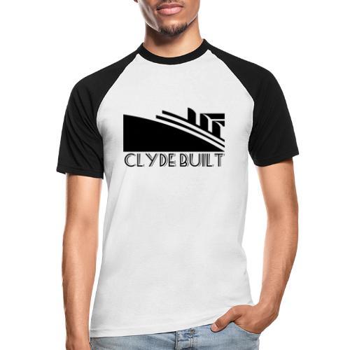 Clyde Built - Men's Baseball T-Shirt