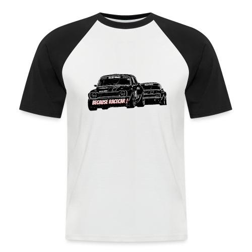 Racecar - T-shirt baseball manches courtes Homme