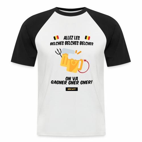 allez belge Par MDR.WTF - T-shirt baseball manches courtes Homme