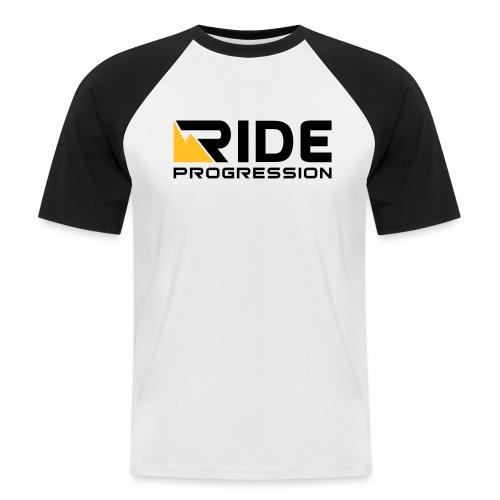 Ride 3 - Männer Baseball-T-Shirt
