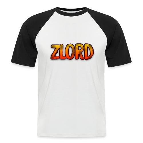 YouTuber: zLord - Maglia da baseball a manica corta da uomo