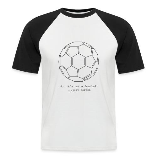 FULLEREN - Männer Baseball-T-Shirt