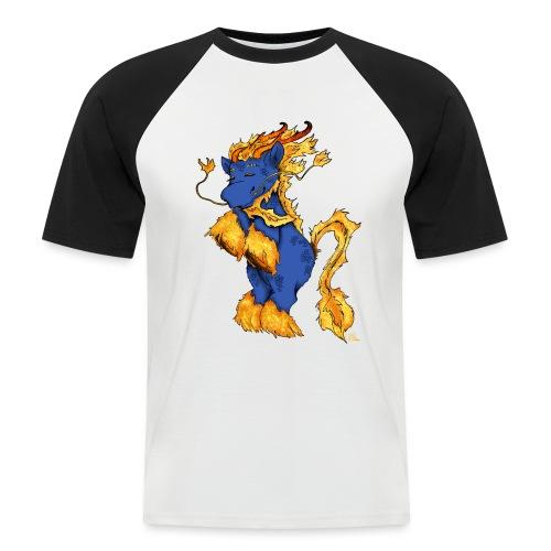 Quilin / Kirin - Männer Baseball-T-Shirt