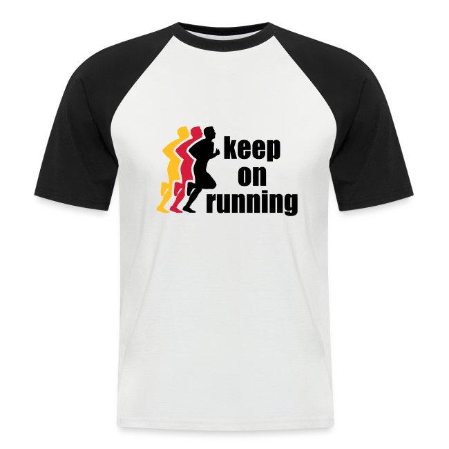 keep on running Germany