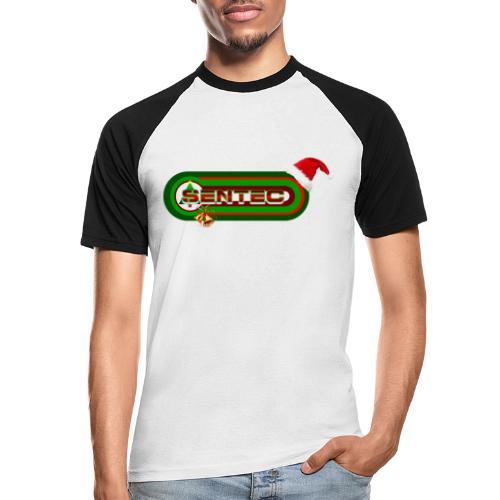 LOGO SENTEC CHRISTMAS - Camiseta béisbol manga corta hombre