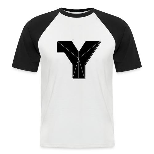 y finale g png - Men's Baseball T-Shirt