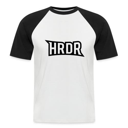 hrdr - Männer Baseball-T-Shirt