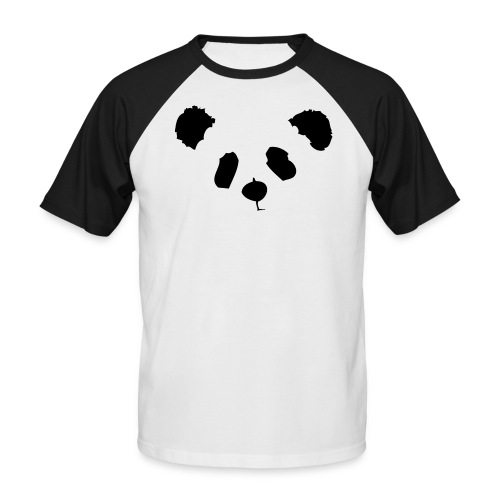 panda - Men's Baseball T-Shirt