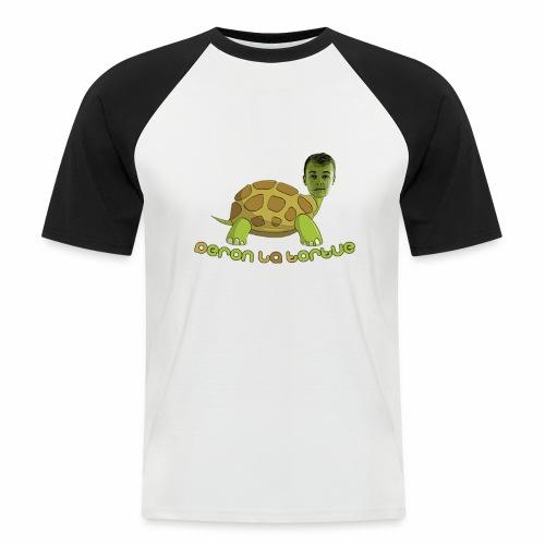 T-shirt Peron la tortue classique - T-shirt baseball manches courtes Homme