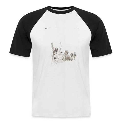 Jorge Forman - T-shirt baseball manches courtes Homme