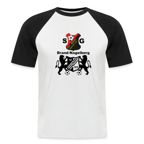 SGBN LOGO - Männer Baseball-T-Shirt