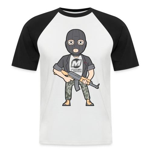 comic - Men's Baseball T-Shirt