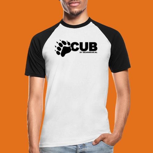 cub by bearwear sml - Men's Baseball T-Shirt