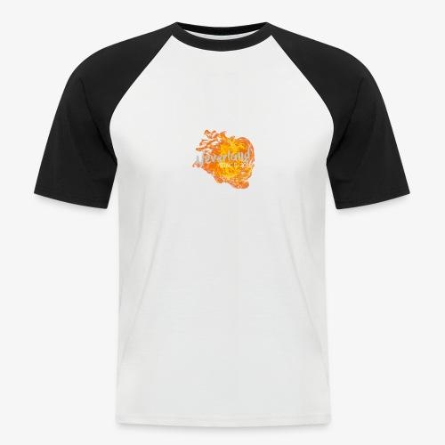 NeverLand Fire - Mannen baseballshirt korte mouw