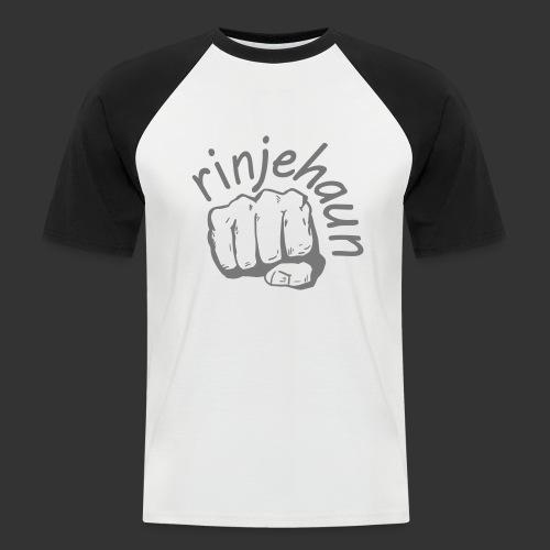 rinjehaun - Männer Baseball-T-Shirt