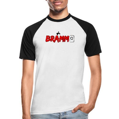 bassbal shirt - Mannen baseballshirt korte mouw