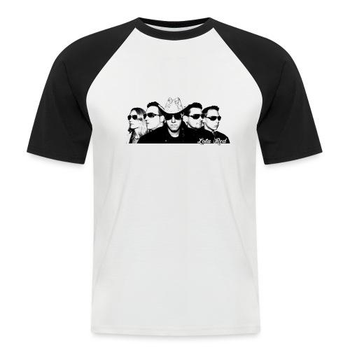 Lota Red Heads - Männer Baseball-T-Shirt