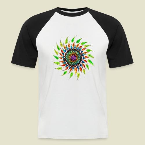 Celebrate Life - Männer Baseball-T-Shirt