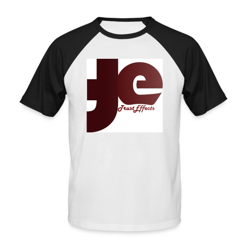company logo - Men's Baseball T-Shirt