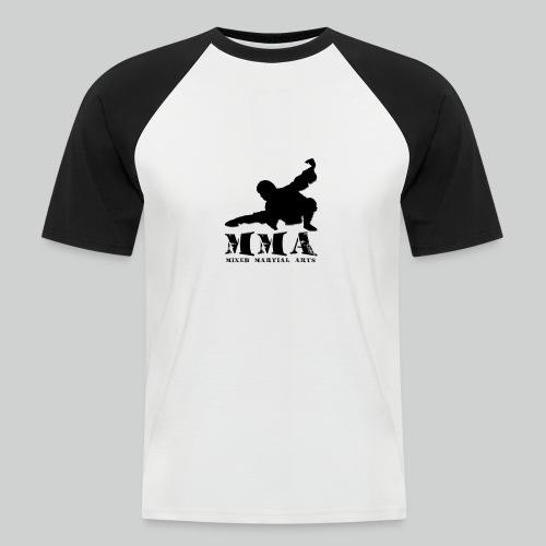 MMA Master - Männer Baseball-T-Shirt