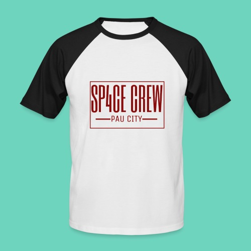 SP4CE CREW - T-shirt baseball manches courtes Homme