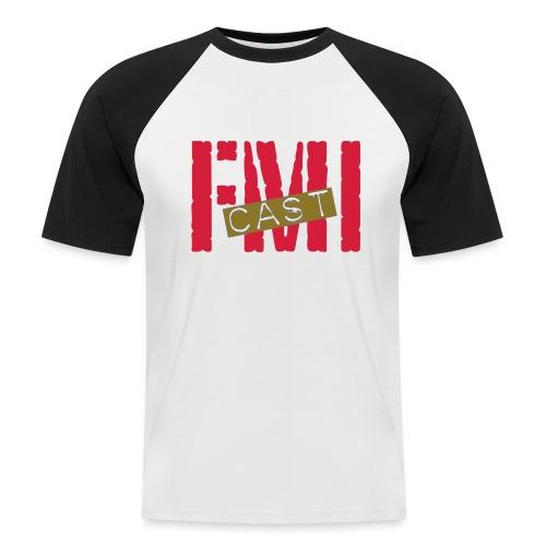Logo S2 BIG - T-shirt baseball manches courtes Homme