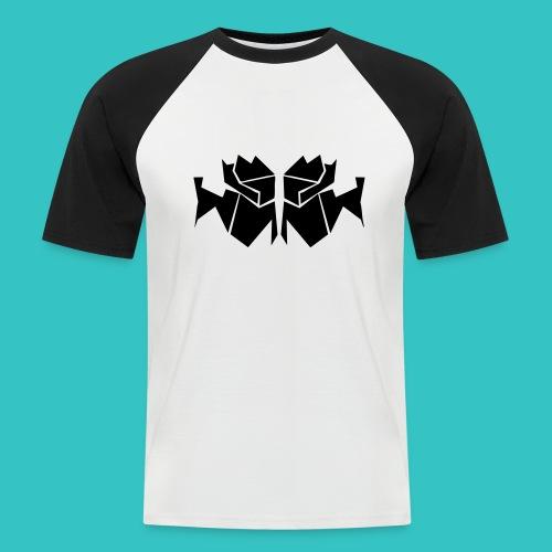 TrogArtZ Shirt - Männer Baseball-T-Shirt