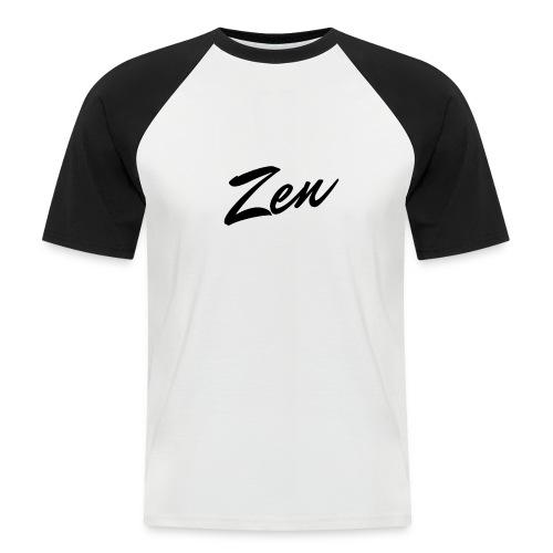 Zenify Shirt Logo - Men's Baseball T-Shirt