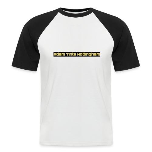 Adam Tints Nottingham - Men's Baseball T-Shirt