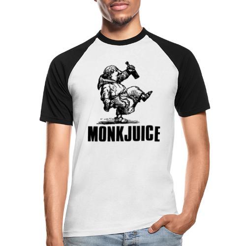 MonkJuice - Men's Baseball T-Shirt