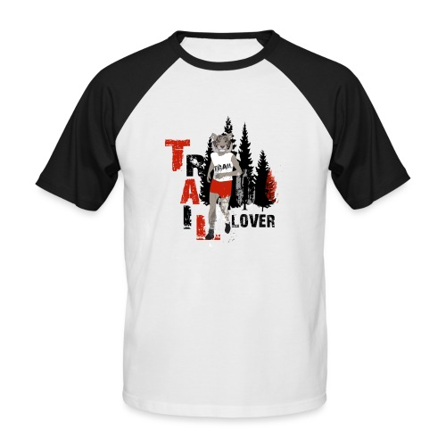 TRAIL LOVER 03 - T-shirt baseball manches courtes Homme