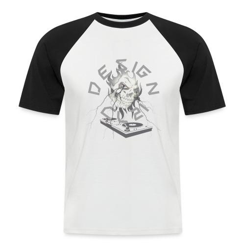 tuffer 3 - T-shirt baseball manches courtes Homme