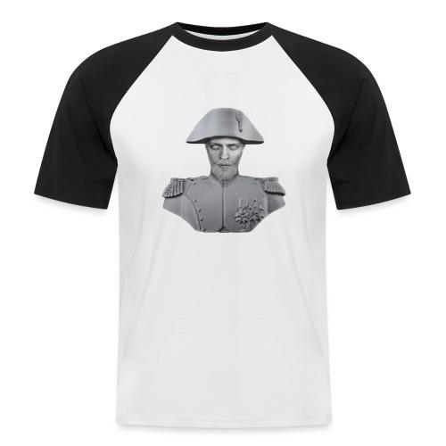 ShimmyMC Napoleon T-Shirts - Männer Baseball-T-Shirt