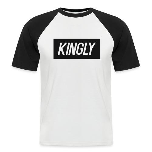 Kingly Basic Motive - Men's Baseball T-Shirt