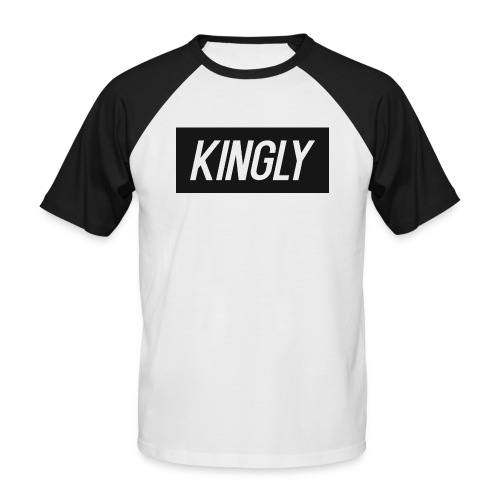 Kingly Basic Motive - Men's Baseball T-Shirt