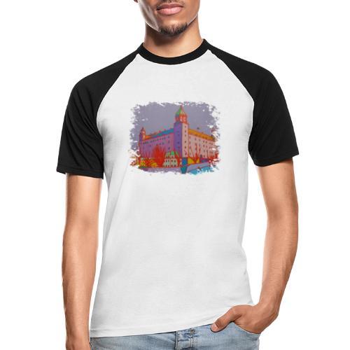 Bratislava - Männer Baseball-T-Shirt
