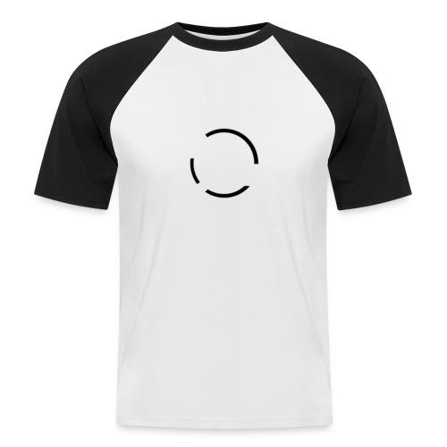 King Flow - Camiseta béisbol manga corta hombre