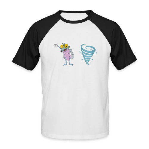 MuggenSturm - Shirt 02 - Männer Baseball-T-Shirt