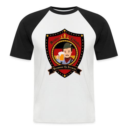 Hermann the German - Men's Baseball T-Shirt